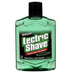 Lectric shave, pre-barba, medio