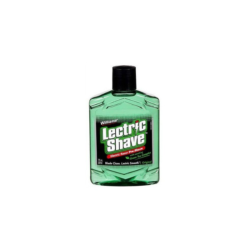 Pre Electric Shaving Lotion Medium