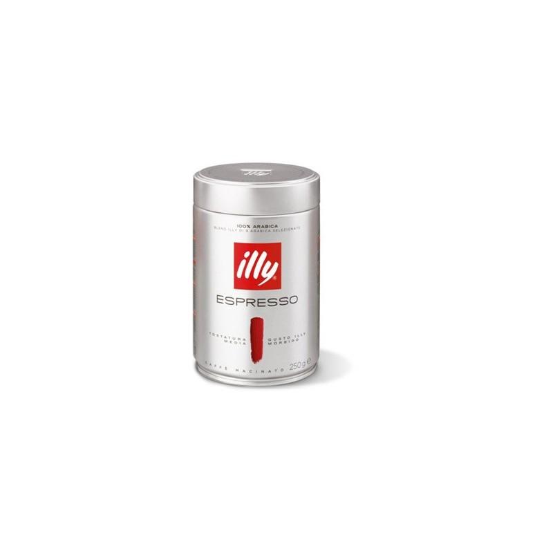 Illy macinato espresso