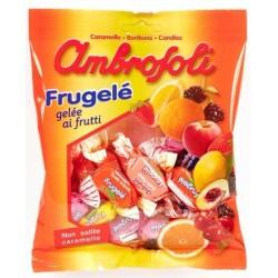 Caramelle gelatine di frutta