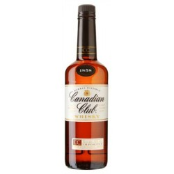 Whisky Hiram Walker Canadian Club