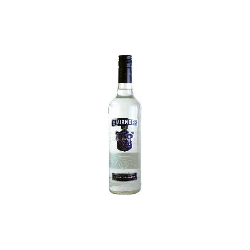 Vodka Smirnoff blu