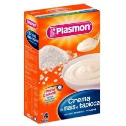 Crema di mais e tapioca