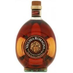 Brandy Buton Vecchia Romagna etichetta nera