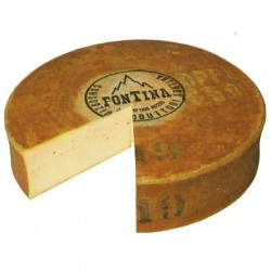 Fontina, raw cow milk...