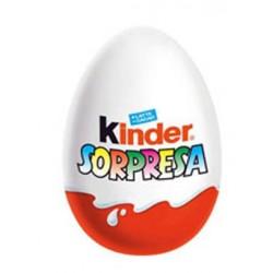 Kinder Sorpresa, uova di cioccolato