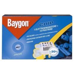 Baygon elettroemanatore, 220V, con 10 piastrine