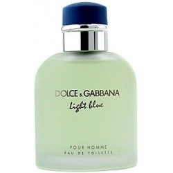 Light Blue, eau de toilette, vapo