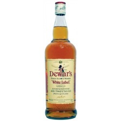 "Whisky Dewar's ""White Label"""