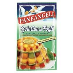 Gelatina in fogli, per dolci e salati