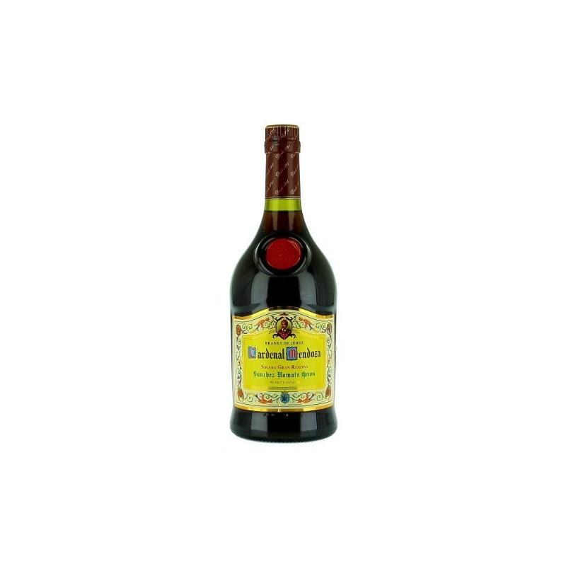 Brandy Gran Reserva Cardenal Mendoza