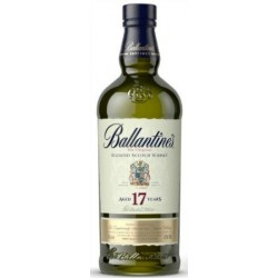 Whisky Ballantine's 17 y.o.