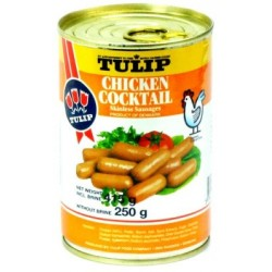 Hot dog di pollo Tulip