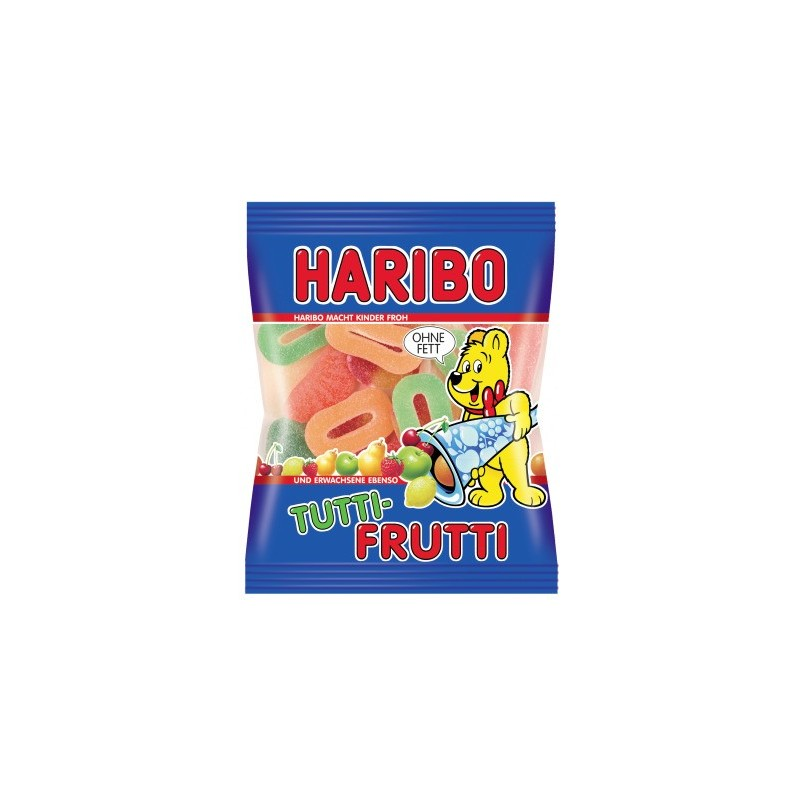 Tutti Frutti Haribo