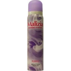 Deodorante Malizia donna Purple