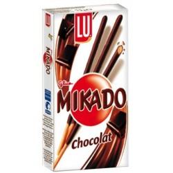 Mikado al cioccolato fondente