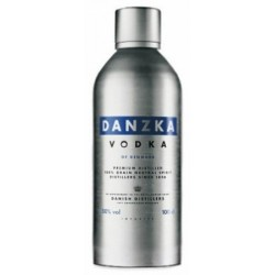 Vodka Danzka Blue