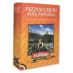 Pizzoccheri della Valtellina
