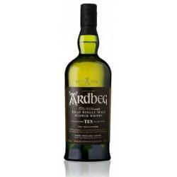 Whisky Ardbeg, 10 Y.O.