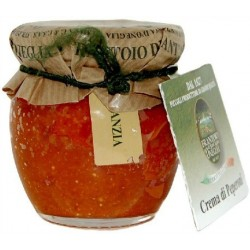 Crema di peperoni piccanti