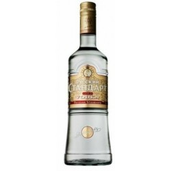 Vodka Russky Standart Gold