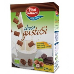 Choco GustoSì multicereali al cacao con crema di nocciole