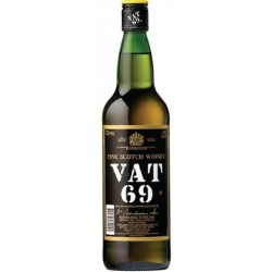 Whisky Vat 69