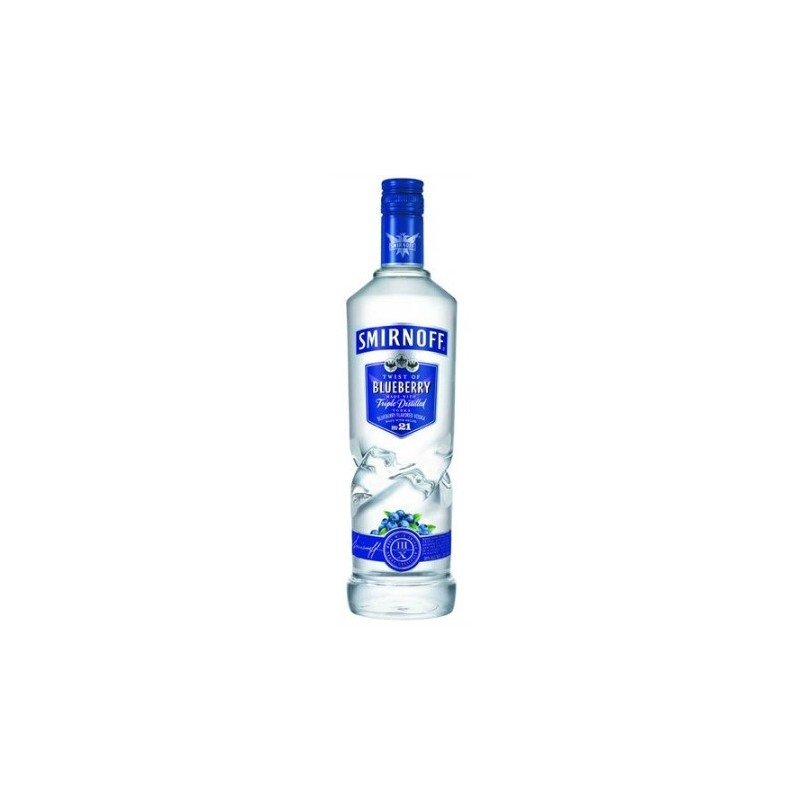 Vodka Smirnoff Twist of Blueberry