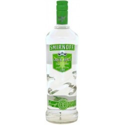 Vodka Smirnoff Twist of Green Apple