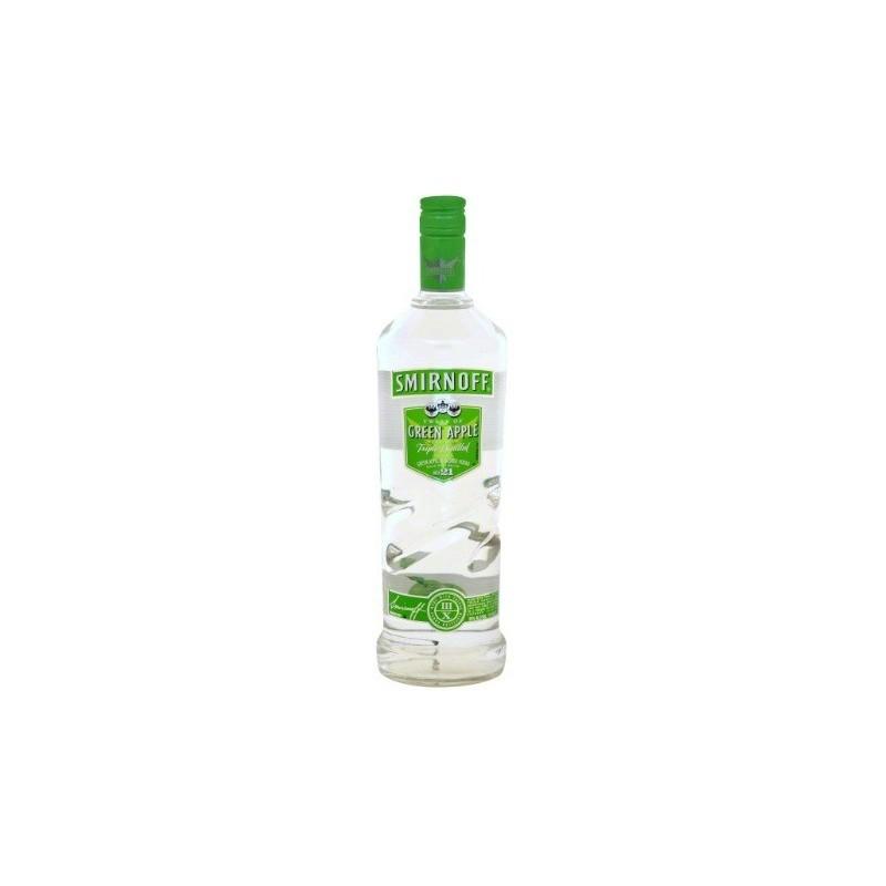 Vodka Smirnoff Twist of Green Apple