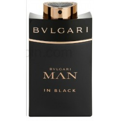 Bulgari Man  in Black, eau de toilette, vapo