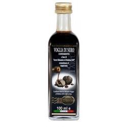 """Voglia di Nero condimento a base di """"Aceto Balsamico di Modena IGP"""" aromatizzato al tartufo"""