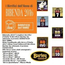 Assortimento Duenna, BB10, BB9, BB7, BB Boom, BB Evò