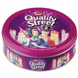 Quality Street, assortimento