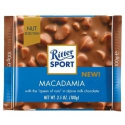 Cioccolato al latte, Sport Macadamia