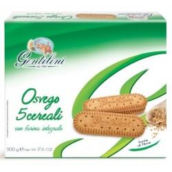 Biscotti Osvego ai 5 cereali