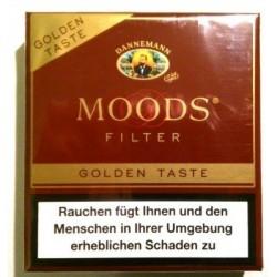 Dannemann Moods Golden Taste