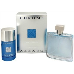 Chrome Special Collection, eau de toilette 100 ml + Deo stick