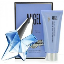 Angel The Art of Perfuming, eau de parfum 50 ml + body lotion 100 ml
