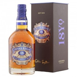 Whisky Chivas Regal, 18 Y.O.