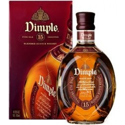 Whisky Dimple Deluxe, 15 Y.O.