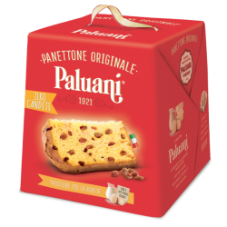 Panettone without candies