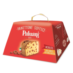 Soft low panettone without...