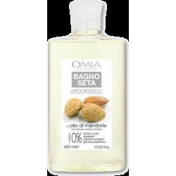 Almond silk bath, Omia Bio