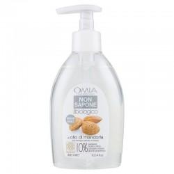 Liquid almond soap, Omnia Bio