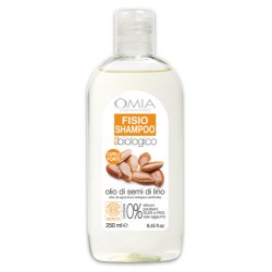 Linseed shampoo, Omnia Bio