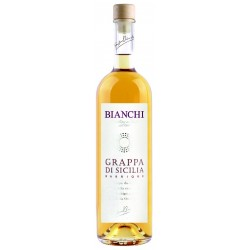 Grappa di sicilia Barrique,...
