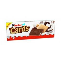 Kinder cards, Ferrero