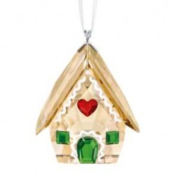 GINGERBREAD HOUSE ORNAMENT,...
