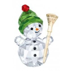 SNOWMAN WITH BROOM STICK,...